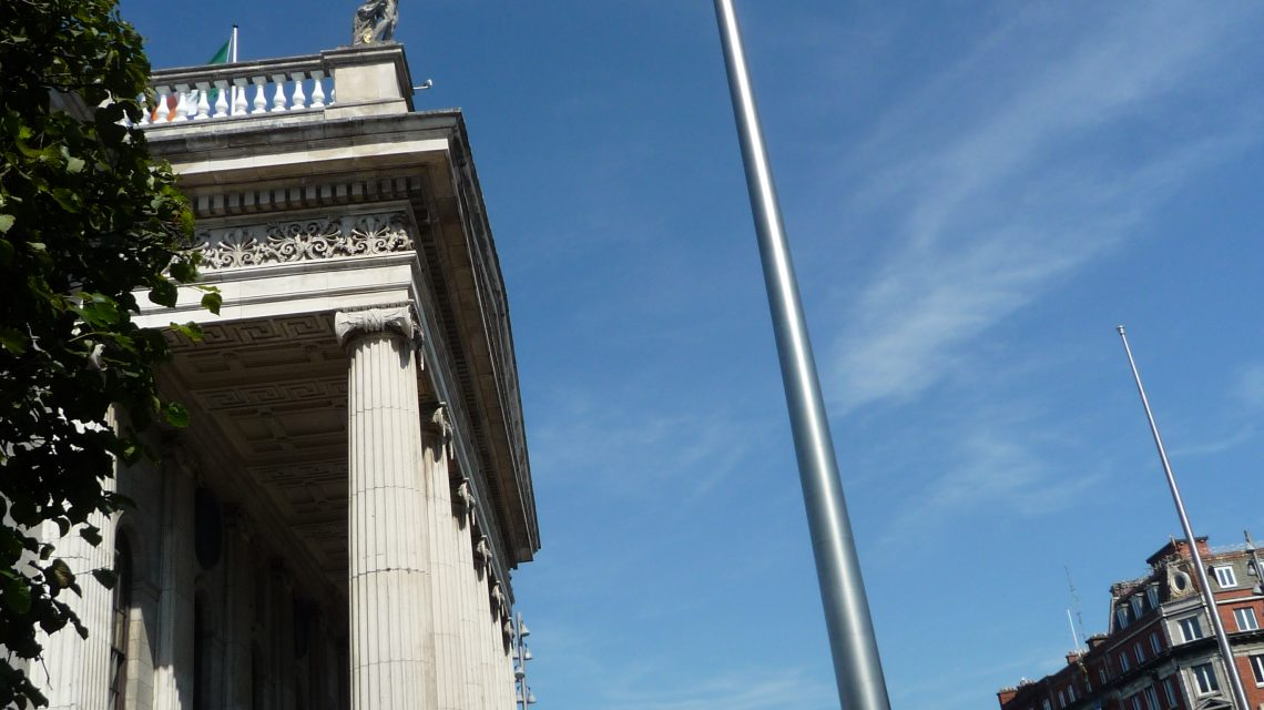 The Spire and GPO - 3 minutes walk